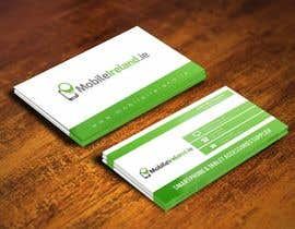 #27 para Business Cards - Easy money por pointlesspixels