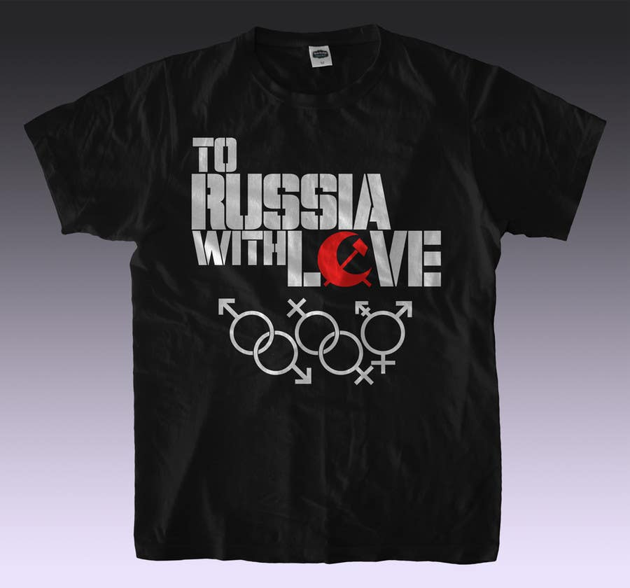 Contest Entry #                                        5                                      for                                         Design a T-Shirt for Gay Participation in the Olympic Games