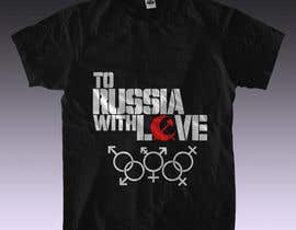 nº 7 pour Design a T-Shirt for Gay Participation in the Olympic Games par rmissin
