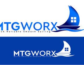 #225 for **** Create and AMAZING logo for our mortgage loan processing company MTGWorx  :-) by llewlyngrant