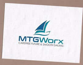 #342 for **** Create and AMAZING logo for our mortgage loan processing company MTGWorx  :-) by swdesignindia