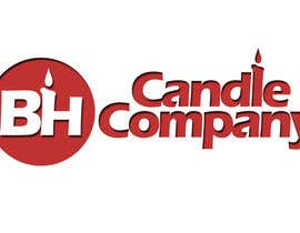 #24 for Design a Logo for BH Candle Company by Syahriza