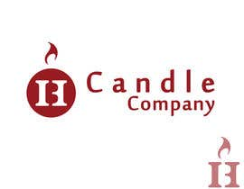 #28 for Design a Logo for BH Candle Company by titif67