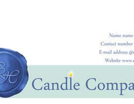 #20 for Design a Logo for BH Candle Company by squalljade