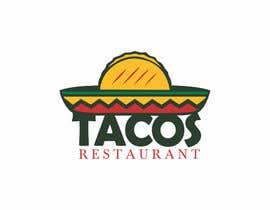Nro 38 kilpailuun Design logo for tacos restaurant käyttäjältä BuzzApt