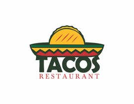#38 for Design logo for tacos restaurant by BuzzApt