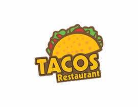 Nro 39 kilpailuun Design logo for tacos restaurant käyttäjältä BuzzApt