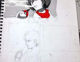 Qion tarafından Illustrate Anime Characters Doing Specific Things için no 20