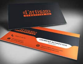 #15 cho Design some Business Cards for my company, color Orange/Black bởi gaurishankarjha