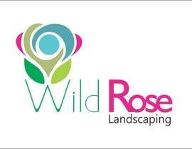 #5 for WildRose Landscaping Logo Design Contest by lucasnatan