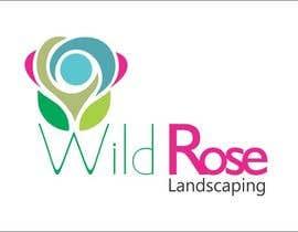 Nro 5 kilpailuun WildRose Landscaping Logo Design Contest käyttäjältä lucasnatan