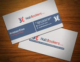 #80 para Design some Business Cards for hallbookers.co.uk por regionmym