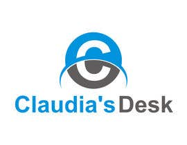 #21 cho Design a Logo for Claudia's Desk bởi ibed05