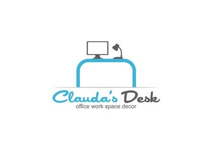 #40 for Design a Logo for Claudia's Desk by eltorozzz
