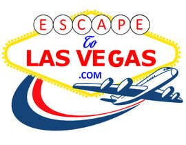 HudaMughal tarafından Logo design needed for EscapeToLasVegas.com travel/vacation site. için no 18