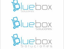 #560 for Design a Logo for Soluciones Blue Box by abhig84