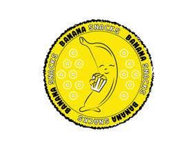 lounzep tarafından Happy Logo for Banana based snacks için no 4