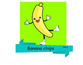 khanif39santon tarafından Happy Logo for Banana based snacks için no 2