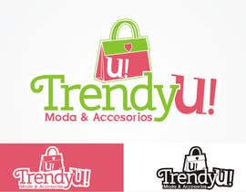 #70 for Trendy U - Diseño de Logo af FosterGraphics