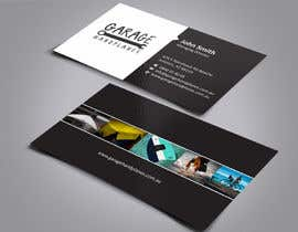 #11 para Design some Business Cards for Garage Handplanes por ezesol