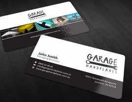 #14 para Design some Business Cards for Garage Handplanes por ezesol