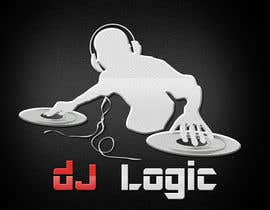 nº 32 pour Design a Logo for Dj Logic par threedrajib