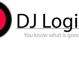 Nro 23 kilpailuun Design a Logo for Dj Logic käyttäjältä tomaspokryvka