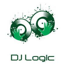 nº 4 pour Design a Logo for Dj Logic par abbaspalash