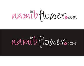 #350 para Design a Logo for NamibFlower.com por primavaradin07