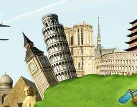 #62 para Travel website header banner redesign por gaf001