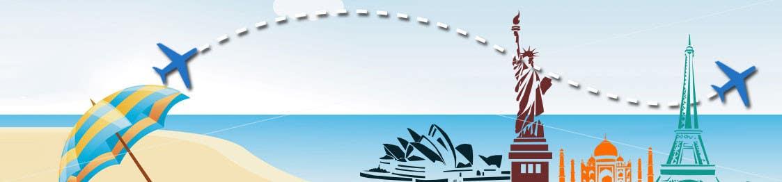#121 for Travel website header banner redesign by STARWINNER
