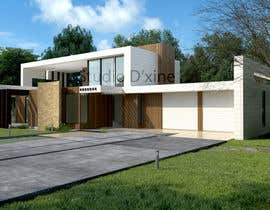 #9 for Exterior House Design & 3D Render by archzahid