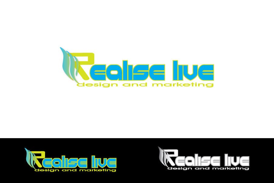 Inscrição nº 269 do Concurso para Logo Design for Realise Live Ltd - Design & Production Agency