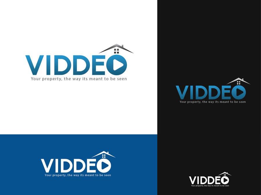 Kilpailutyö #2 kilpailussa Design a Logo for viddeo.biz