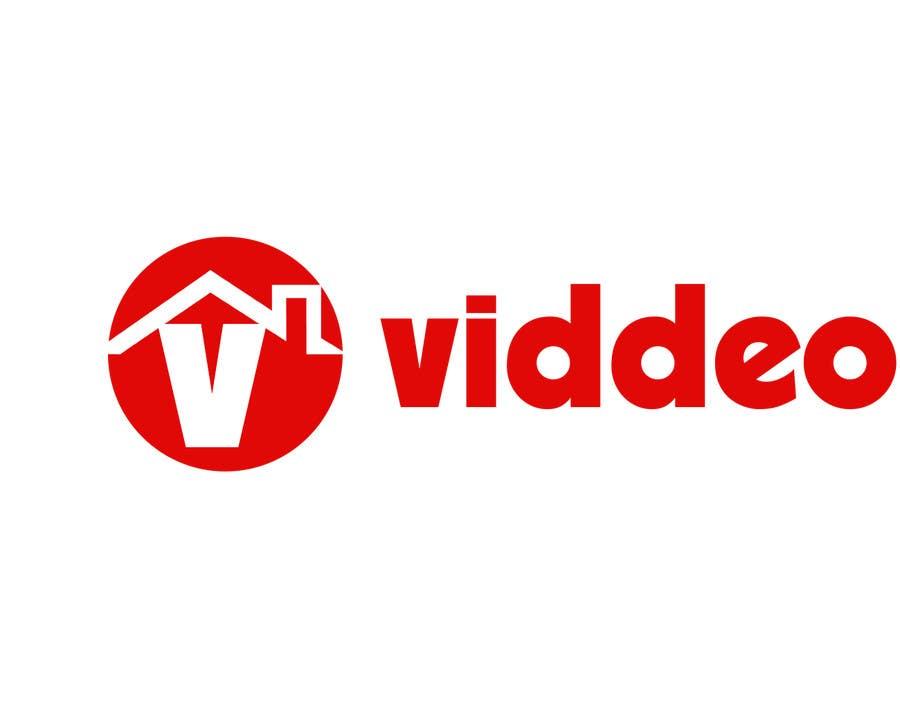 Kilpailutyö #23 kilpailussa Design a Logo for viddeo.biz