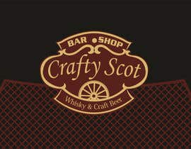 #8 para Develop a Corporate Identity for The Crafty Scot, Bar & Whisky/Craft Beer Shop por TOPSIDE