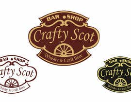 TOPSIDE tarafından Develop a Corporate Identity for The Crafty Scot, Bar & Whisky/Craft Beer Shop için no 22