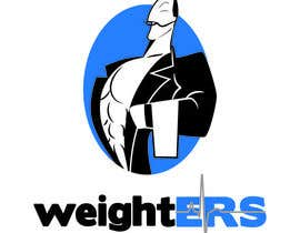nº 31 pour Design a Logo for weightERS par popescumarian76
