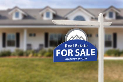 #7 for Ownersway real estate yard sign by NamalPriyakantha