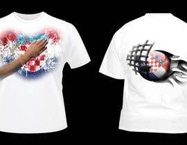 #32 para Design a Croatian fan T-shirt por NaveenSreeni