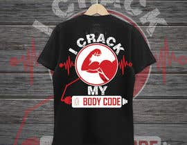 Nro 62 kilpailuun Design a T-Shirt for EMS Gym käyttäjältä nobelahamed19