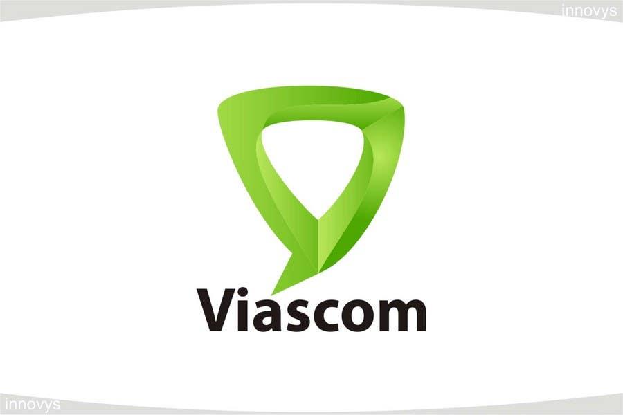 """Konkurrenceindlæg #849 for Logo design for software company """"Viascom"""""""
