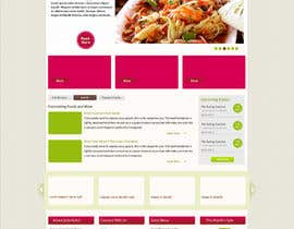 #2 for Recipe Website by grafixsoul