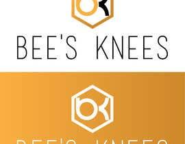 Nro 55 kilpailuun Design a Logo for Bees Knees käyttäjältä ScottJay15