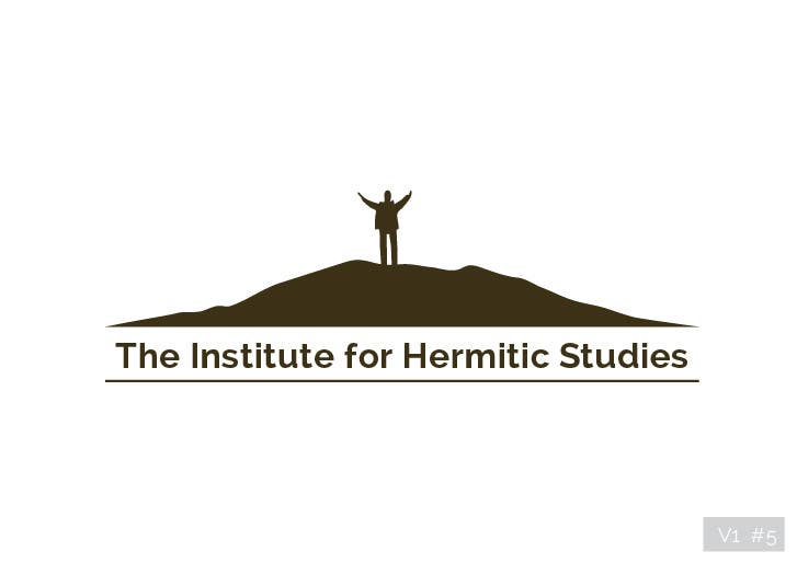 Proposition n°24 du concours Design a Logo for the Institute for Hermitic Studies