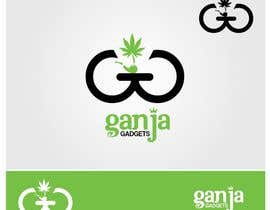 nº 21 pour Design a Logo for ganja gadgets par igraphicdesigner
