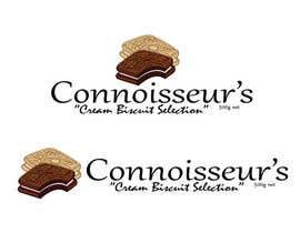 Nro 11 kilpailuun Connisseurs Logo käyttäjältä crossforth