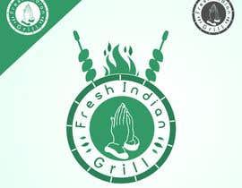 Nro 14 kilpailuun Logo for an Indian Restaurant käyttäjältä AhmadBinNasir