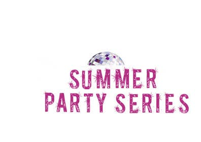 #21 para Summer Party Series Logo por cristinandrei