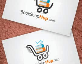 #61 para Design a Logo for BookShopHub.com por ngahoang